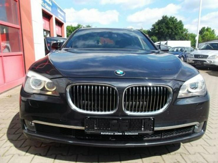 Bild 2: BMW 730d-49 TKM-Glasdach-Shadow Line-Dakota schwarz