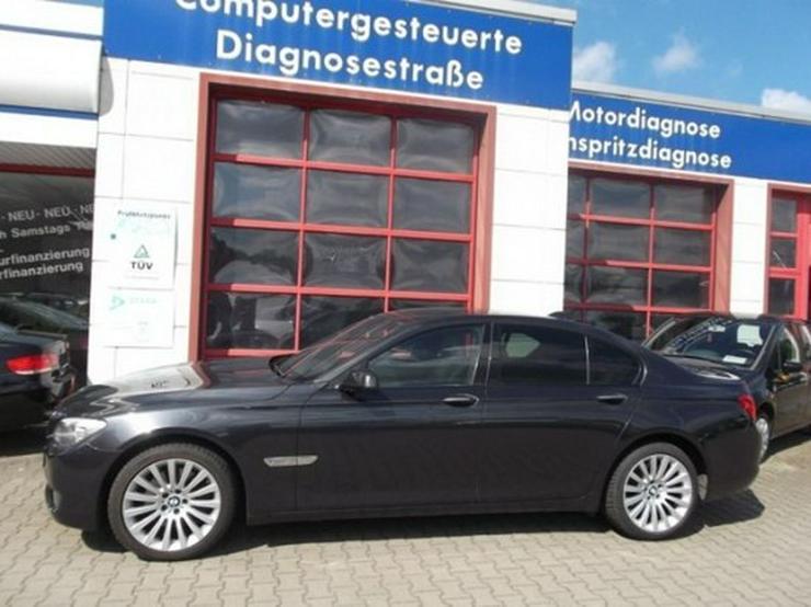 Bild 3: BMW 730d-49 TKM-Glasdach-Shadow Line-Dakota schwarz