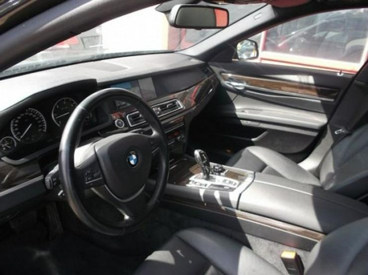 Bild 7: BMW 730d-49 TKM-Glasdach-Shadow Line-Dakota schwarz