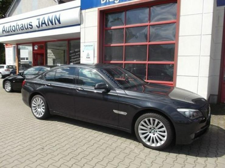 Bild 12: BMW 730d-49 TKM-Glasdach-Shadow Line-Dakota schwarz