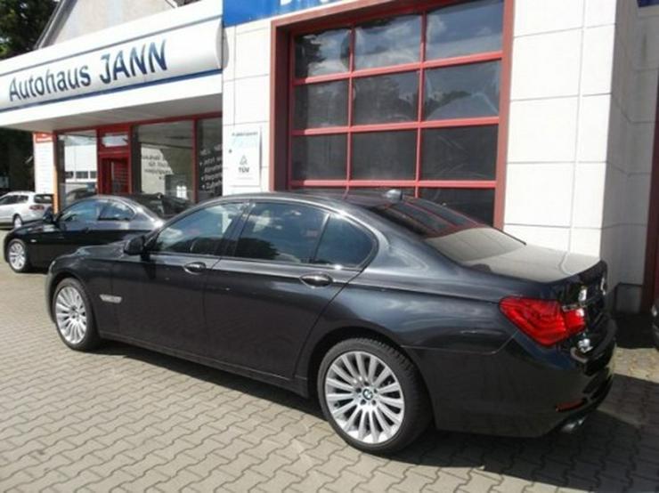 Bild 4: BMW 730d-49 TKM-Glasdach-Shadow Line-Dakota schwarz