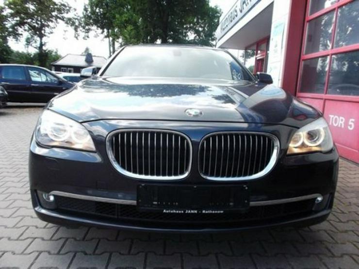 Bild 11: BMW 730d-49 TKM-Glasdach-Shadow Line-Dakota schwarz