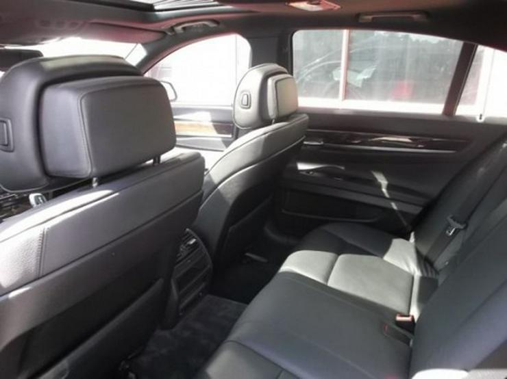 Bild 8: BMW 730d-49 TKM-Glasdach-Shadow Line-Dakota schwarz