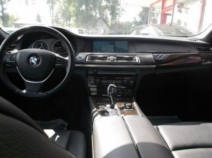 Bild 9: BMW 730d-49 TKM-Glasdach-Shadow Line-Dakota schwarz