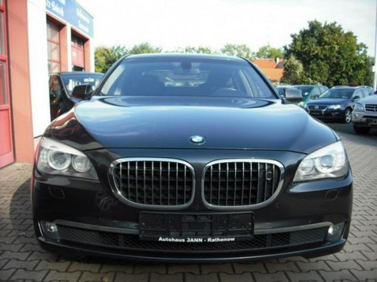 Bild 2: BMW 730d-UVP 115.700,-?-Night Vision-Kameras-4 Sitze