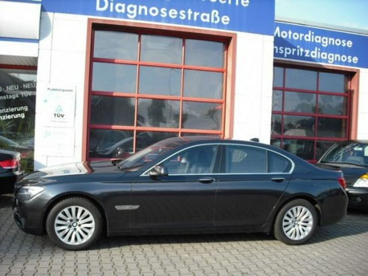 Bild 4: BMW 730d-UVP 115.700,-?-Night Vision-Kameras-4 Sitze