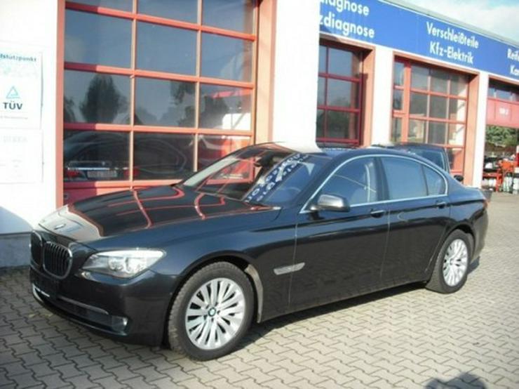 Bild 3: BMW 730d-UVP 115.700,-?-Night Vision-Kameras-4 Sitze