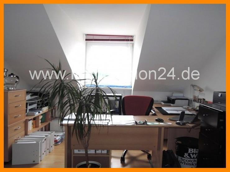 Bild 6: 8 8 qm DACH- TERRASSEN Wohnung + panoramaverglastes Wohnzimmer + LAMINAT + GARAGE + SOFORT...
