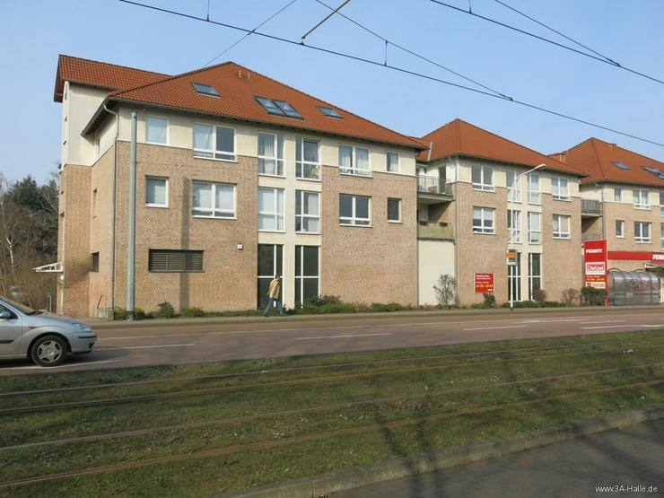Anlage-Immobilie im Kröllwitz-Viertel: 2-Raum-ETW - Haus kaufen - Bild 1