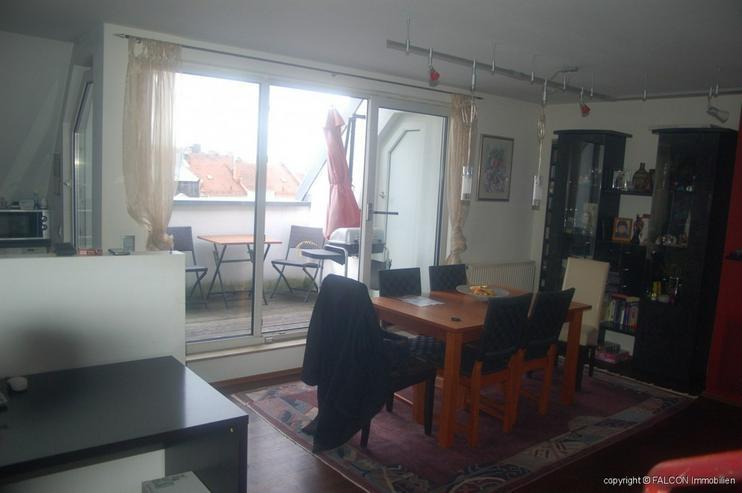 Bild 3: Schöne 3 Zimmer Maisonette-Wohnung in zentraler Lage * Balkon * Carport * Aufzug *