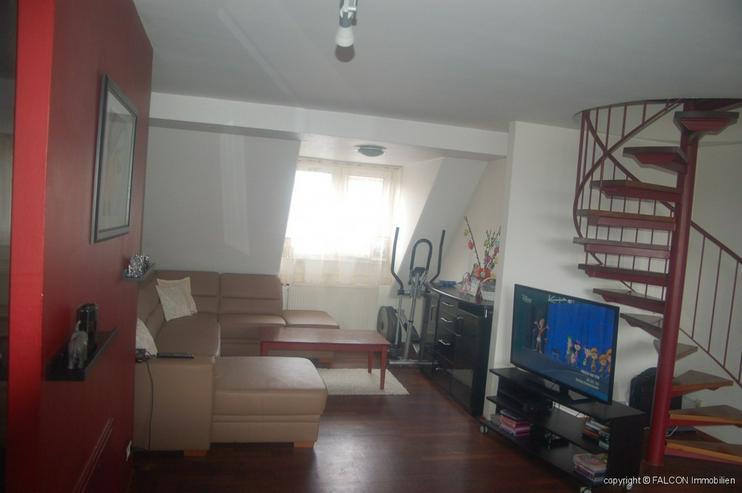 Schöne 3 Zimmer Maisonette-Wohnung in zentraler Lage * Balkon * Carport * Aufzug *