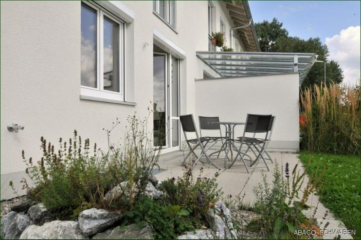 Wohlfühlpark in Leipheim.  Reicheneckhaus - förderfähig - Haus kaufen - Bild 1