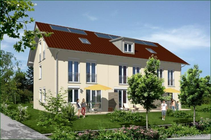 Bild 2: TOP LAGE - Neubau Doppelhaushälfte in Leipheim