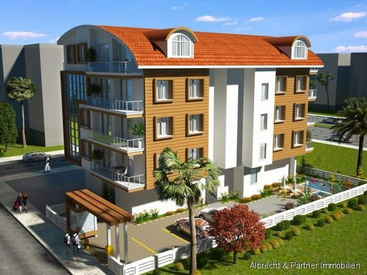 Bild 3: Alanya Oba Immobilien - Einschließlich Maisonette-Wohnungen