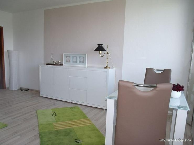 Bild 5: INTERLODGE Über den Dächern von Essen: Mod. möbl. Apartment im 10. OG eines gepflegten ...