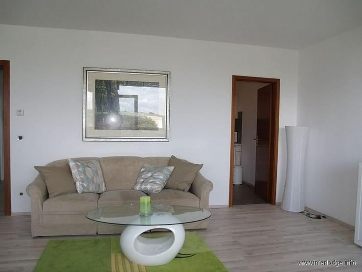 Bild 6: INTERLODGE Über den Dächern von Essen: Mod. möbl. Apartment im 10. OG eines gepflegten ...