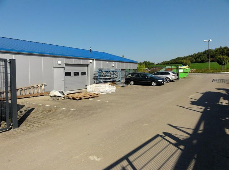 Bild 2: Ansprechende Gewerbehalle mit Bürotrakt in Recklinghausen-Berghausen - Gewerbepark Ortloh