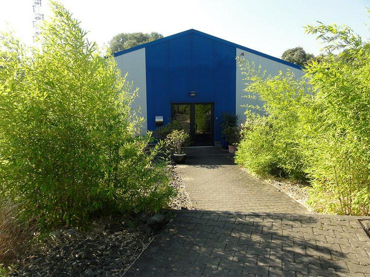 Bild 3: Ansprechende Gewerbehalle mit Bürotrakt in Recklinghausen-Berghausen - Gewerbepark Ortloh