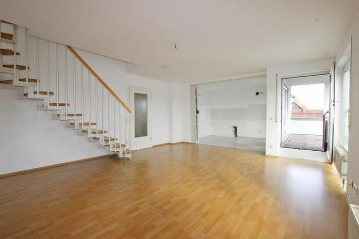 Bild 4: Frei ab sofort! Zentrale Maisonette-Wohnung mit Dachterrasse, 2 Balkonen, TG-Stellplatz - ...
