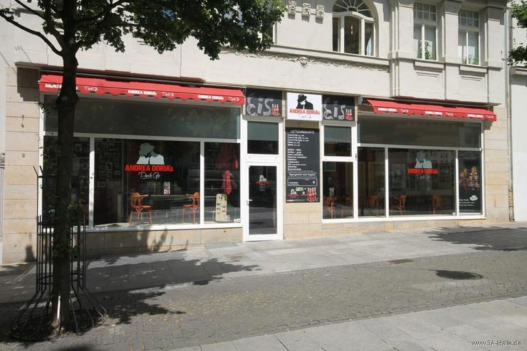 Ansprechendes Café in der Leipziger Straße - Halle/ Saale