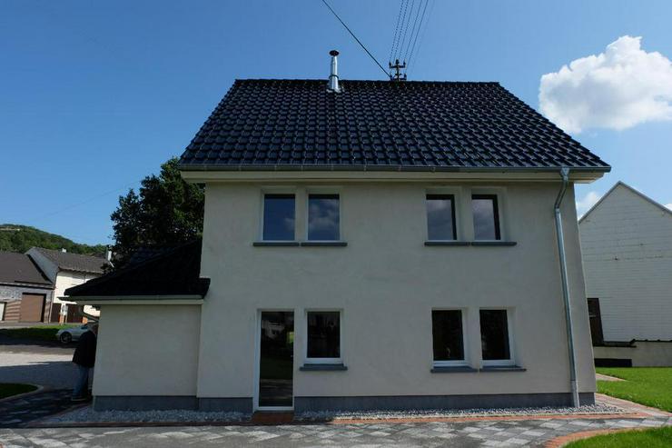 Bad Marienberg EFH Einfamilienhaus Lehm-Öko Haus