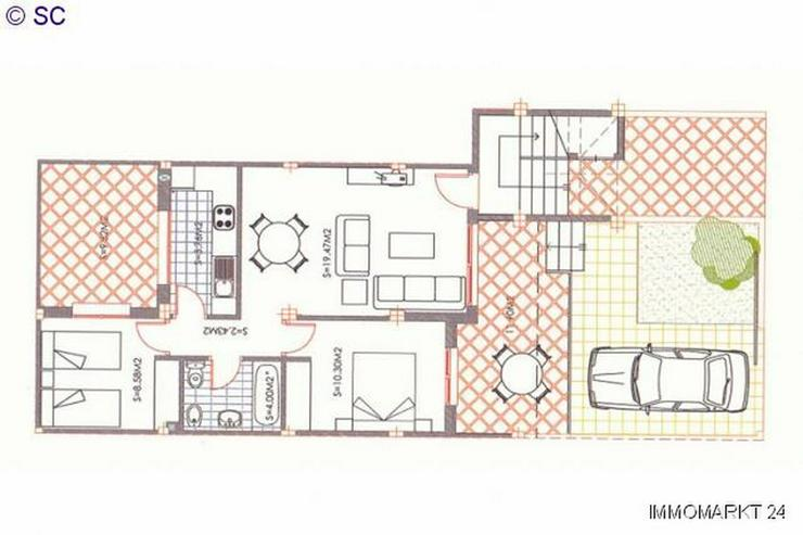 Bild 2: Erdgeschoss-Appartement in San Cayetano