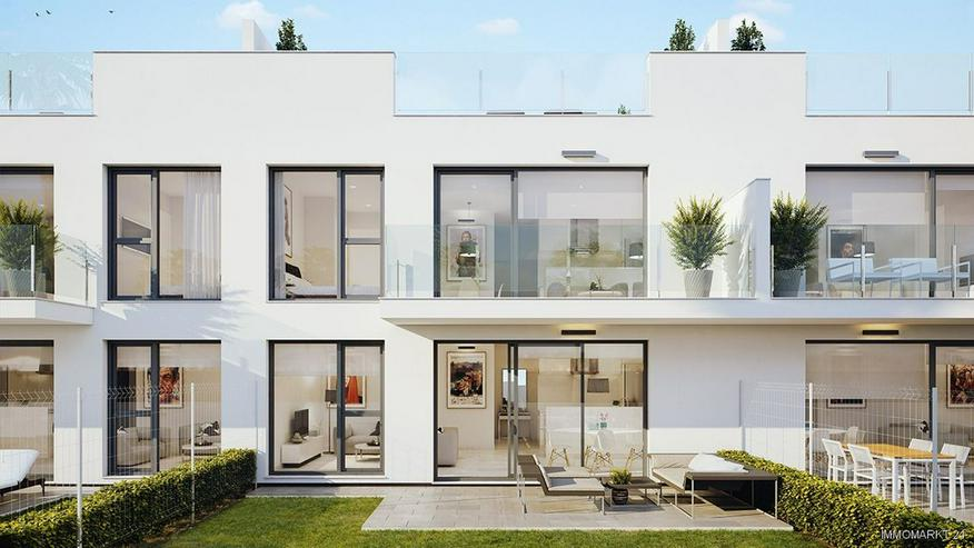 Komfortable Erdgeschoss-Wohnungen mit Gemeinschaftspool - Wohnung kaufen - Bild 1