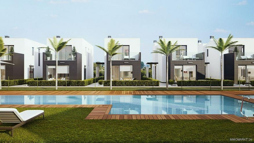 Komfortable Villen mit Gemeinschaftspool - Haus kaufen - Bild 1