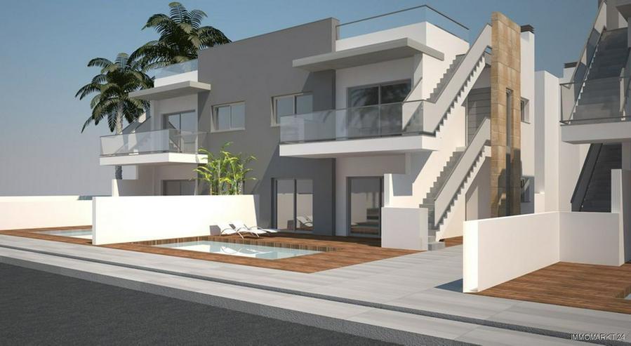 Exklusive 4-Zimmer-Erdgeschoss-Wohnungen mit Gemeinschaftspool - Bild 1