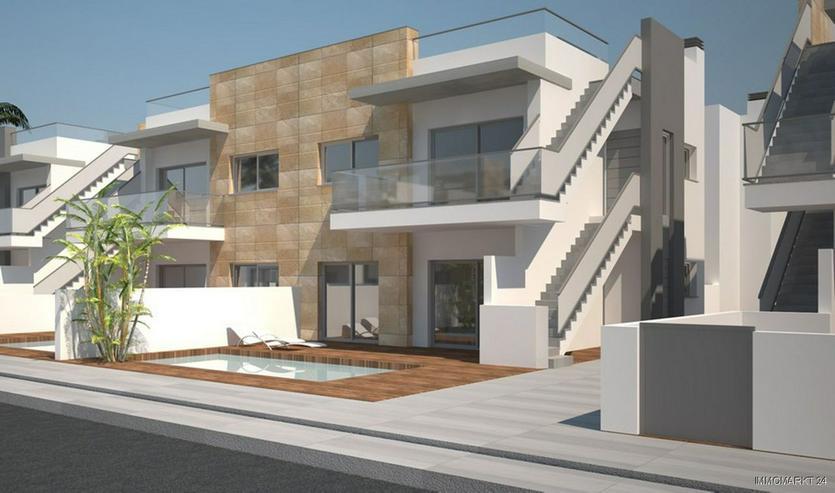 Exklusive 4-Zimmer-Penthouse-Wohnungen mit Gemeinschaftspoolhaftspool - Bild 1