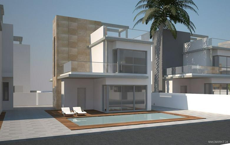 Exklusive 5-Zimmer-Villen mit Privatpool - Haus kaufen - Bild 1