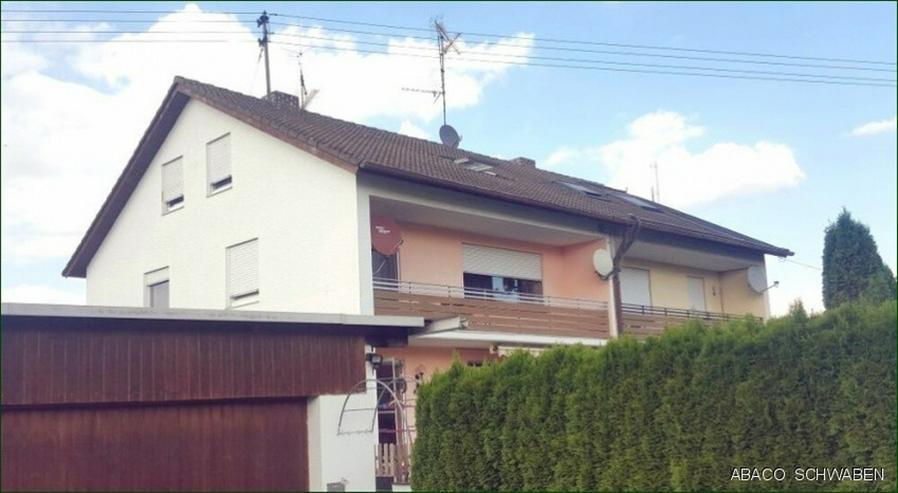 Gepflegte Doppelhaushälfte im schönen Bibertal! - Haus kaufen - Bild 1