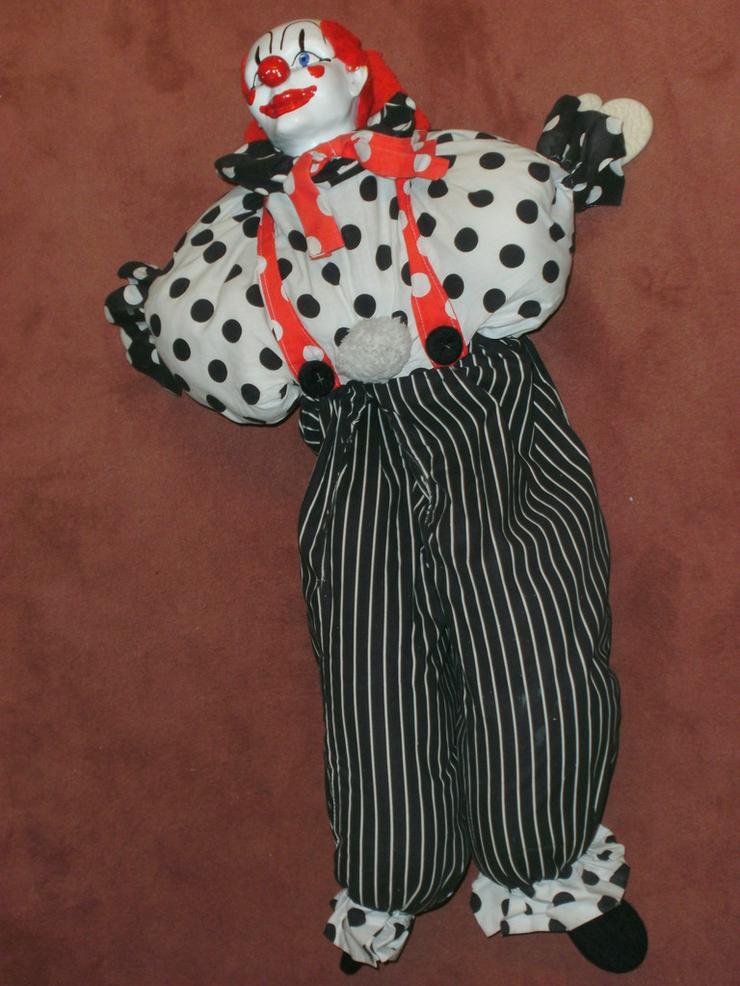 Bild 2: Schöner Deko-Clown (auch für Kinderherzen) zvk.