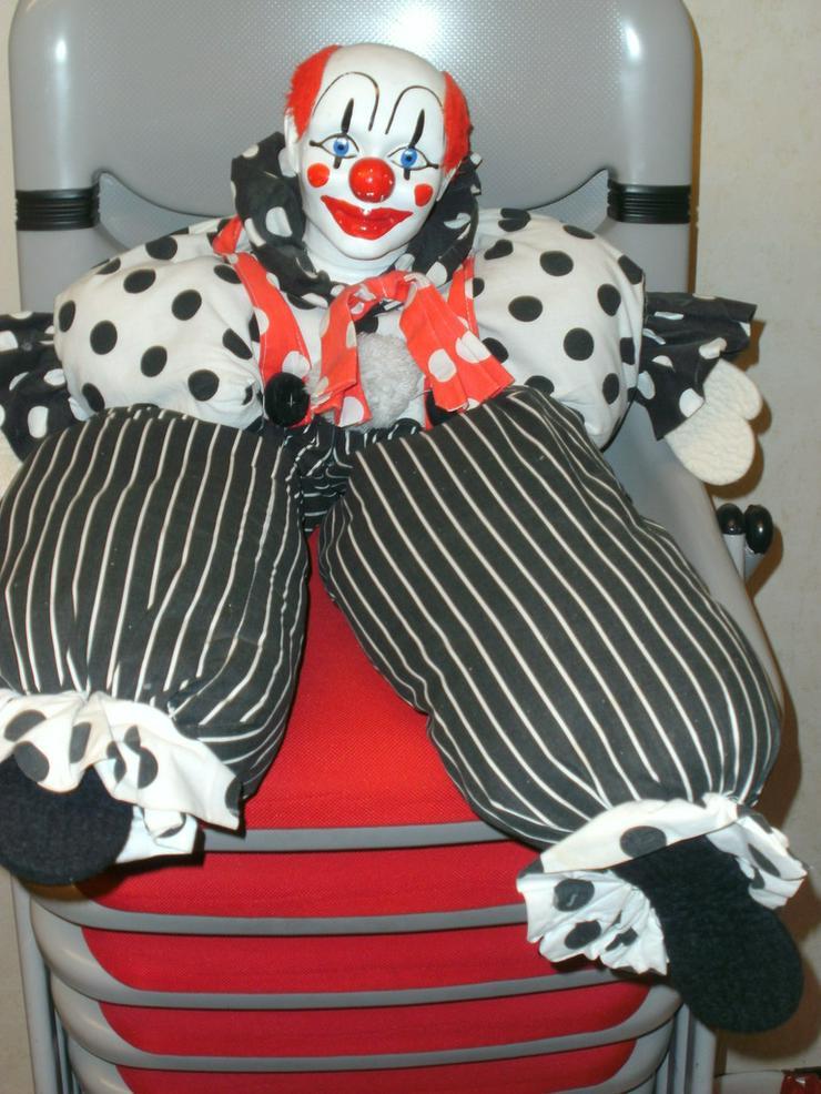 Bild 3: Schöner Deko-Clown (auch für Kinderherzen) zvk.
