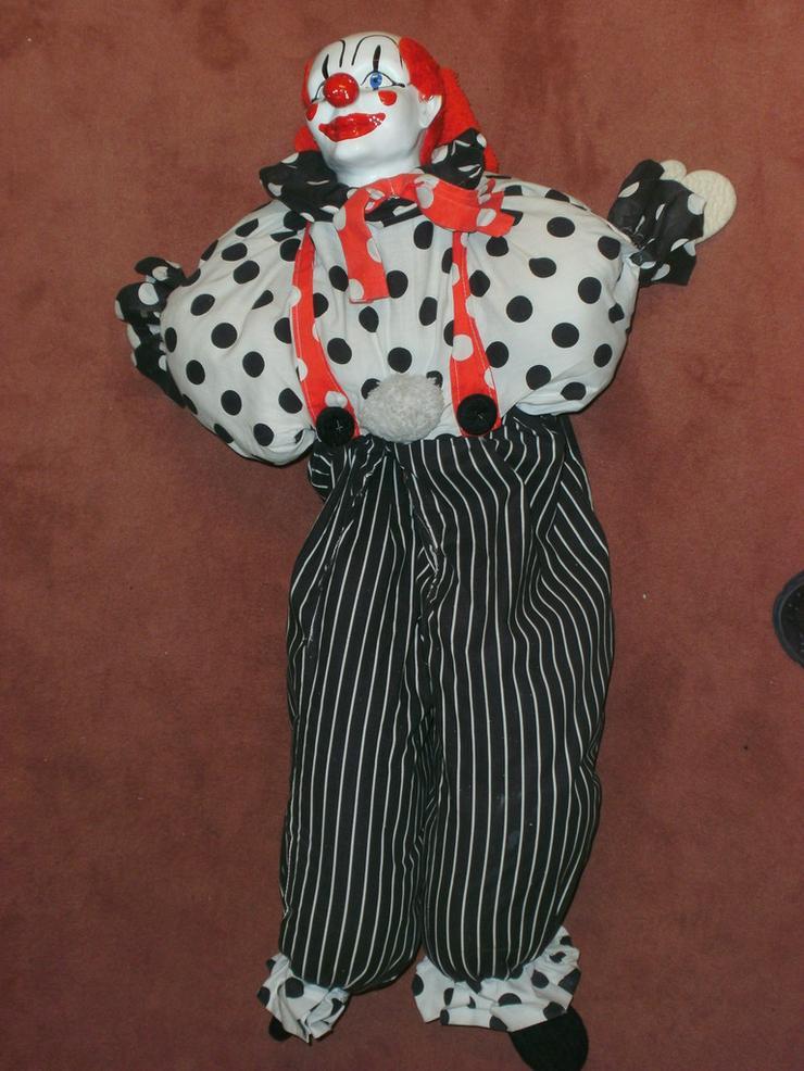 Bild 4: Schöner Deko-Clown (auch für Kinderherzen) zvk.