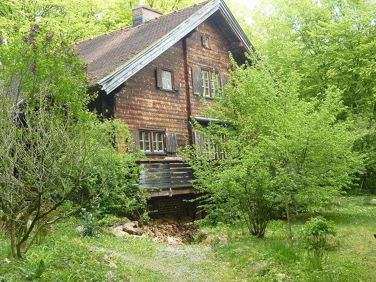 Möbliertes Zimmer in Bio-Holzhaus ab 1. Oktober 2021 zu vermieten