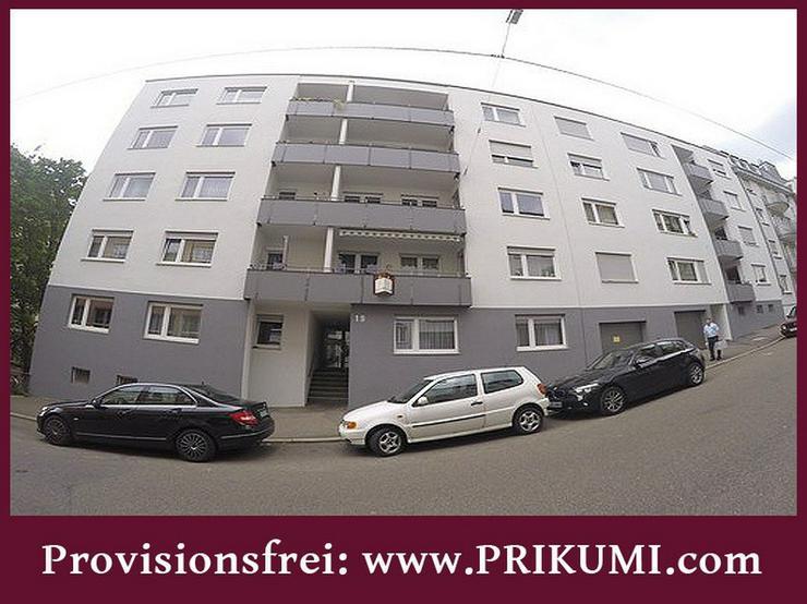 Provisionsfrei von Privat - 3 Zi.-ETW in zentraler Lage von Stuttgart