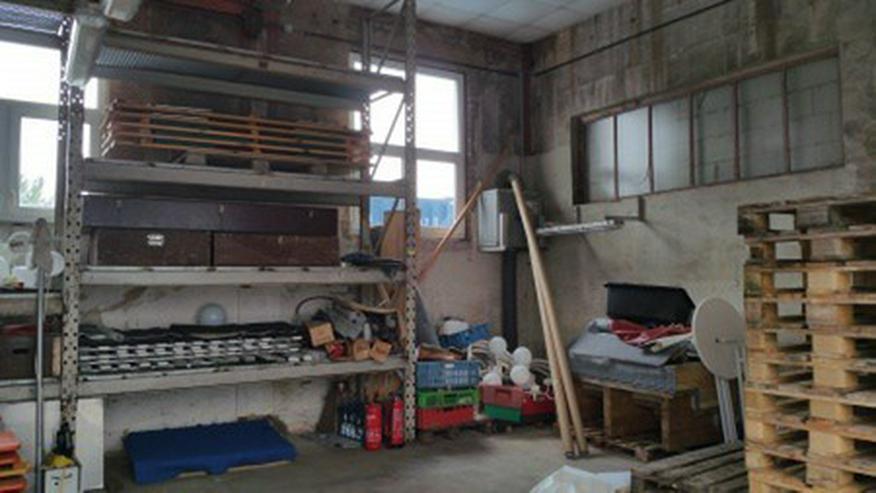 Bild 5: Gewerbehalle für Lager und Produktion mit großem Außengelände