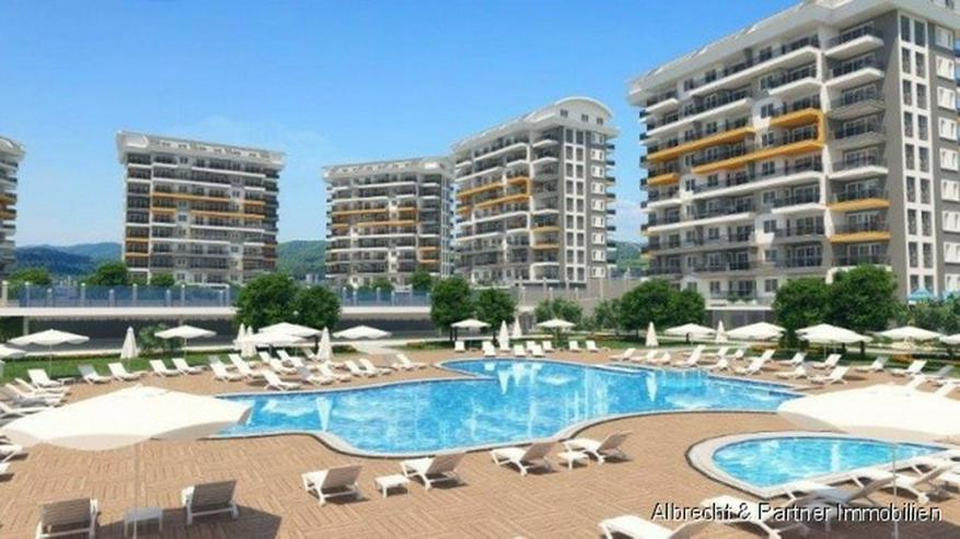 Traum Wohnanlage in Alanya/Avsallar - Wohnung kaufen - Bild 1