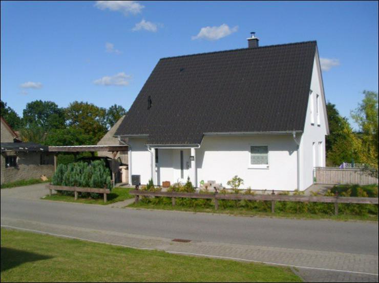 Einfamilienhaus im Günen mit Peeneblick