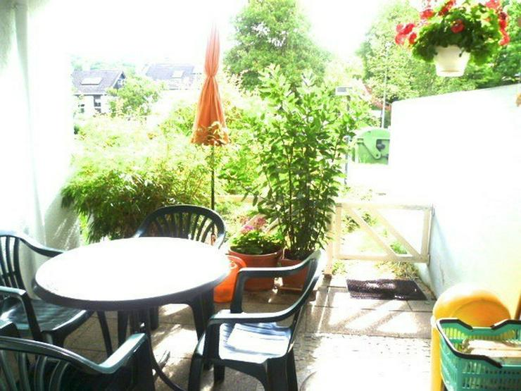 Bild 2: Gundelfingen - Solide Kapitalanlage, 3,5 Zimmer-EG-Wohnung mit 2 Bädern und 2 Balkonen