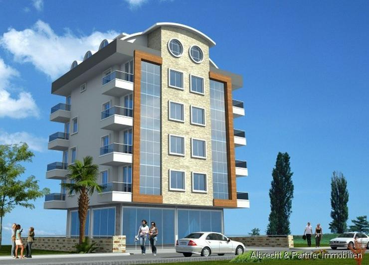 Neubau wohnungen in Alanya zum Verkauf