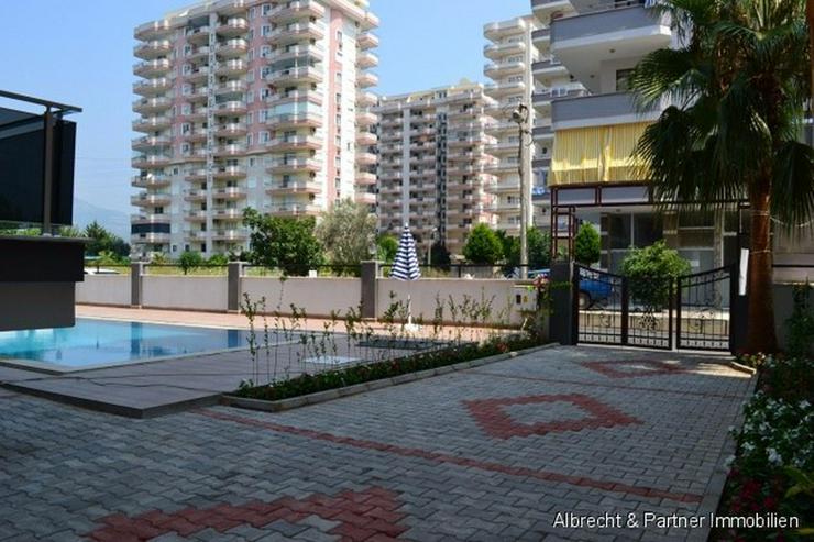 Wohnungen in Alanya zu Verkaufen sofort beziehbar