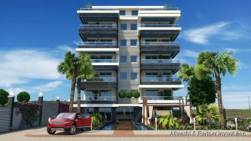 Bild 4: Wohnungen in Kestel direkt am Strand zu verkaufen !!!!!