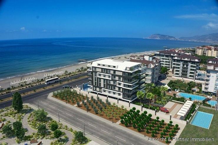 Bild 3: Wohnungen in Kestel direkt am Strand zu verkaufen !!!!!
