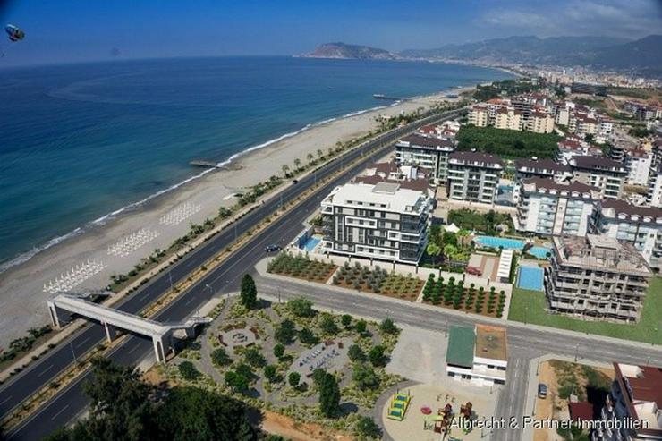 Bild 2: Wohnungen in Kestel direkt am Strand zu verkaufen !!!!!