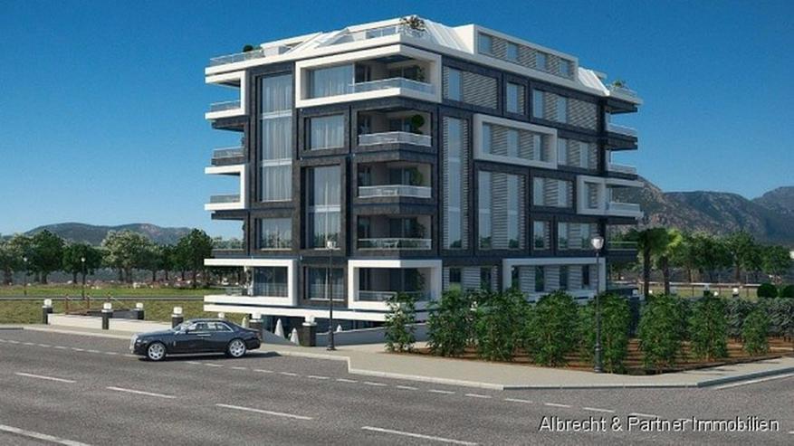 Wohnungen in Kestel direkt am Strand zu verkaufen !!!!!