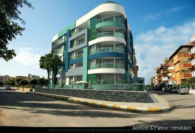 Super schöne Wohnungen in Oba/Alanya zu Verkauf