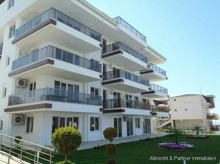 Wohnungen nur 250m vom Strand entfernt zu Verkaufen in Alanya/Konakli
