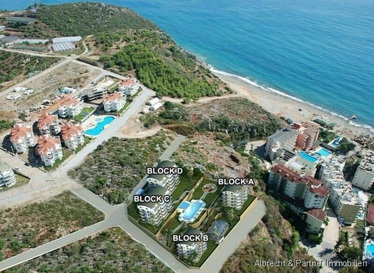 Bild 2: Wohnungen nur 250m vom Strand entfernt zu Verkaufen in Alanya/Konakli